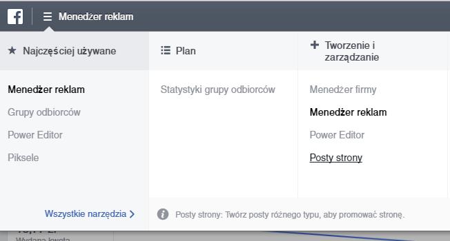 jak stworzyć reklamę na facebooku?